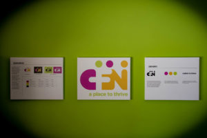 CFN Logo launch branding