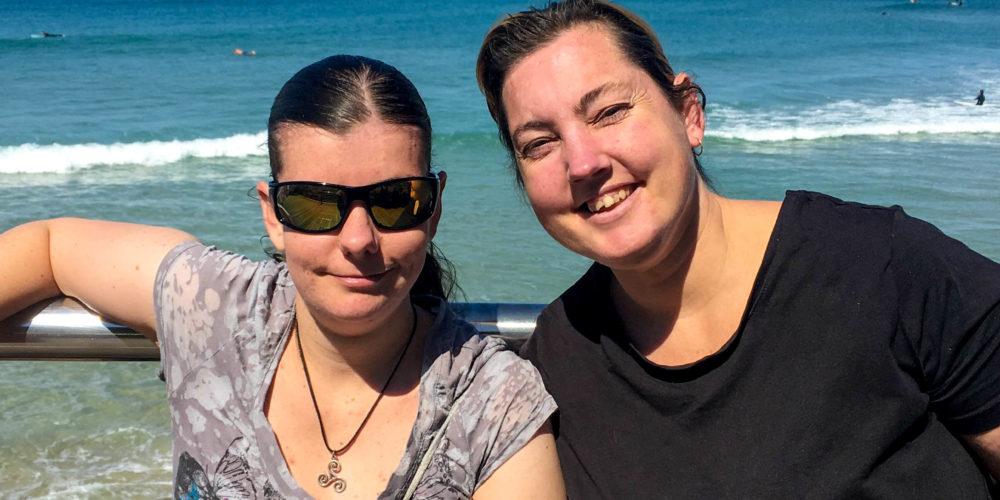 CFN Clients beach